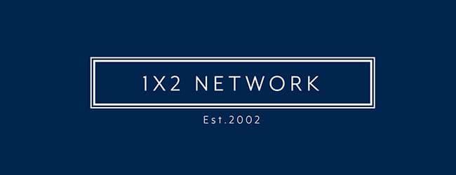 Logo des Entwicklers 1x2 Network, der gerade eine Partnerschaft mit Patagonia Entertainment unterzeichnet hat