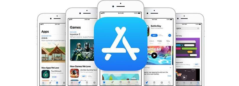 Apple App Store Bild