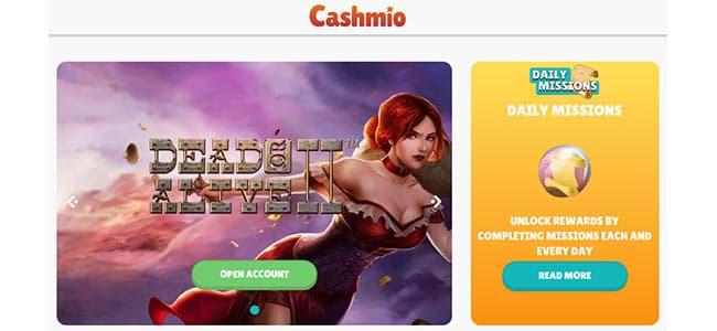 Cashmio neues Design
