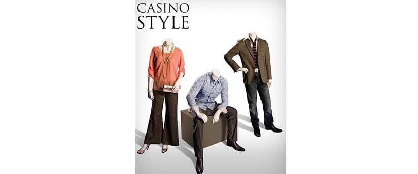 Kleiderordnung Casino