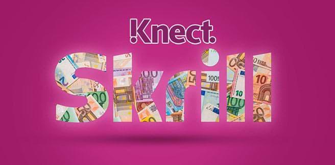 Logo des Treueprogramms Skrill Knect