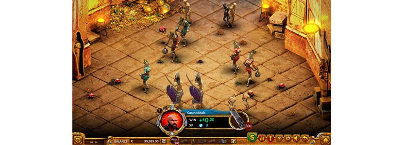 Max Quest: Wrath of Ra de Betsoft