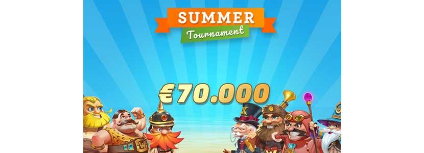 Sommer-Turniereinsätze