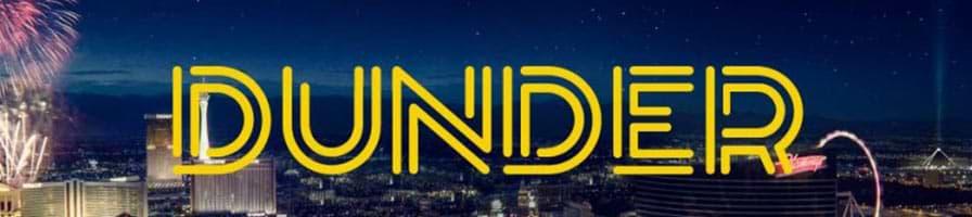 Logo des Online-Casinos Dunder