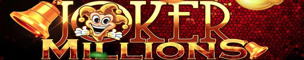 Joker Millionen Jackpot Logo