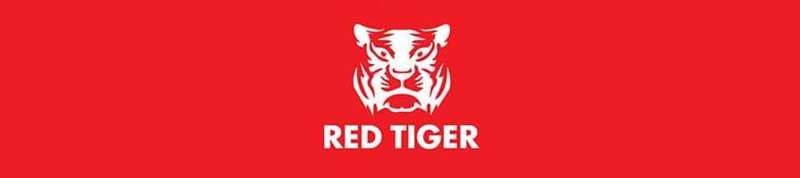 Das Red Tiger Entwicklerlogo