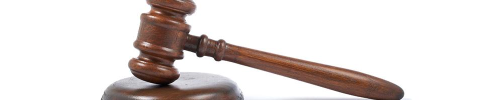 Three men sentenced
