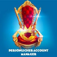 Drück Glück Persönlicher Account Manager