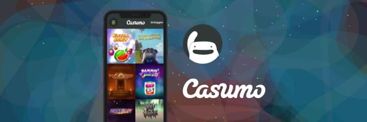 Casumo Online-Casino, mobil kompatibel