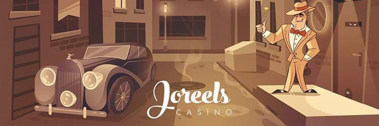 Joreels Casino tritt zurück in das glamouröse 1920´s