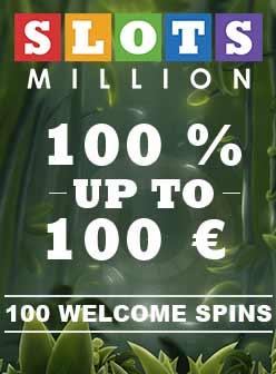 SlotsMillion Offerte
