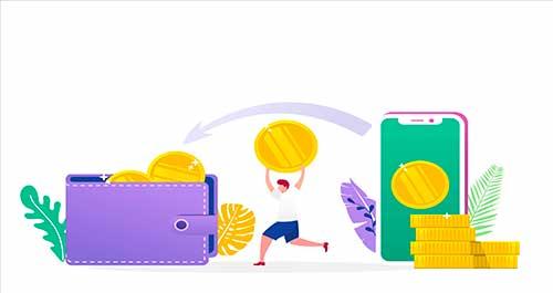 Zahlungsmethoden für die Einzahlung der PlayFrank