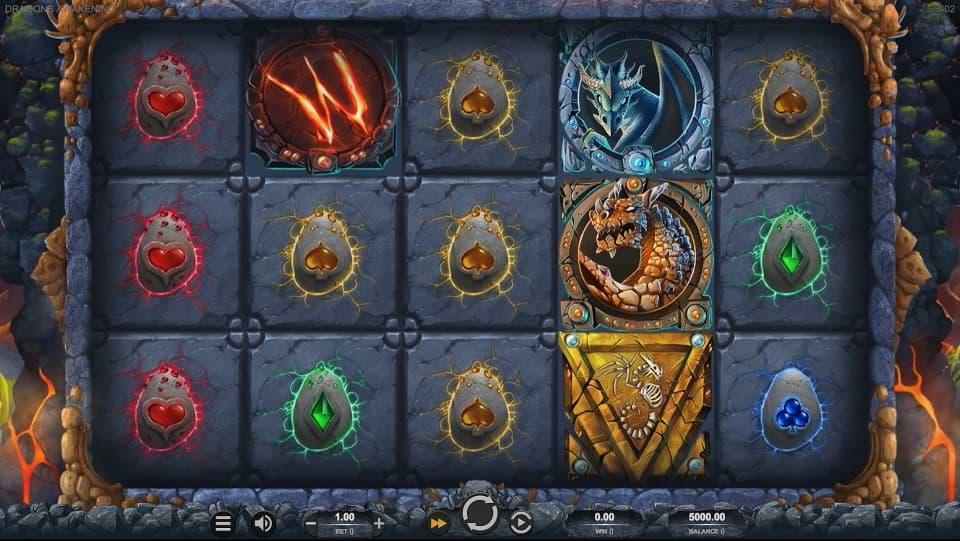 Dragons' Awakening Screenshot Desktop