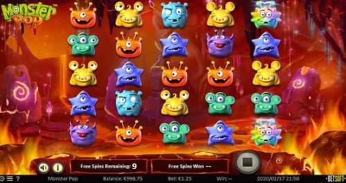 Monster Pop (BetSoft)