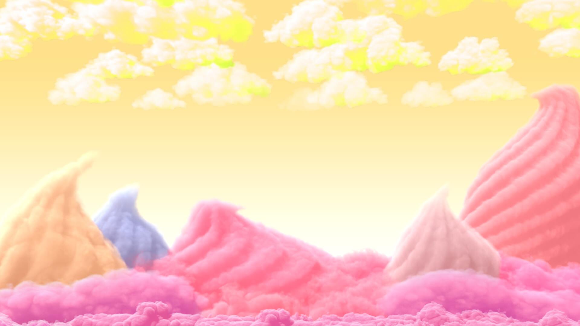 Hintergrund mit hoher Auflösung Sugar Pop 2