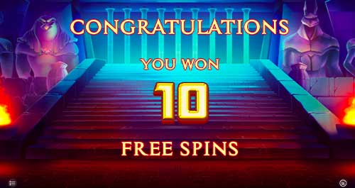 Book Of Immortals Free Spins
