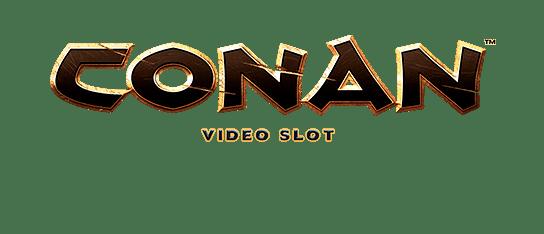Spiel-Logo Conan