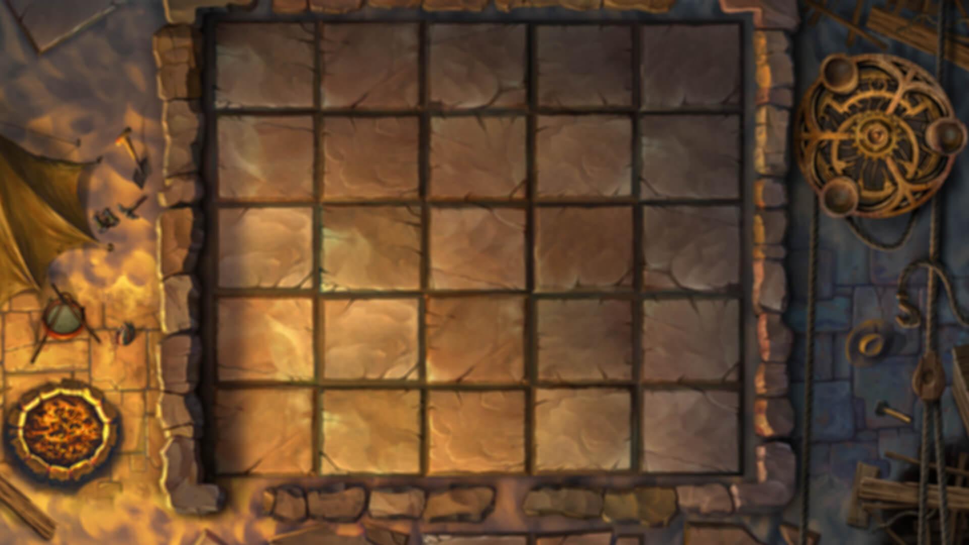 Hintergrund mit hoher Auflösung Lost Relics