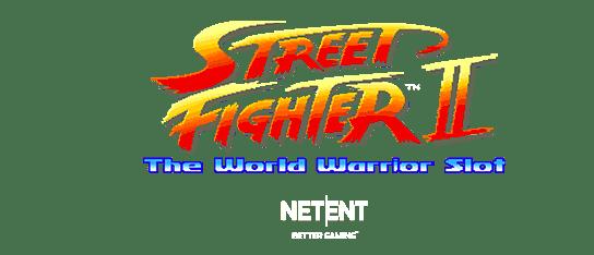 NetEnt Street Fighter II Slot