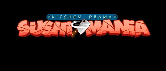 Spiel-Logo Kitchen Drama Sushi Mania