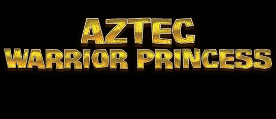 Spiel-Logo Aztec Warrior Princess