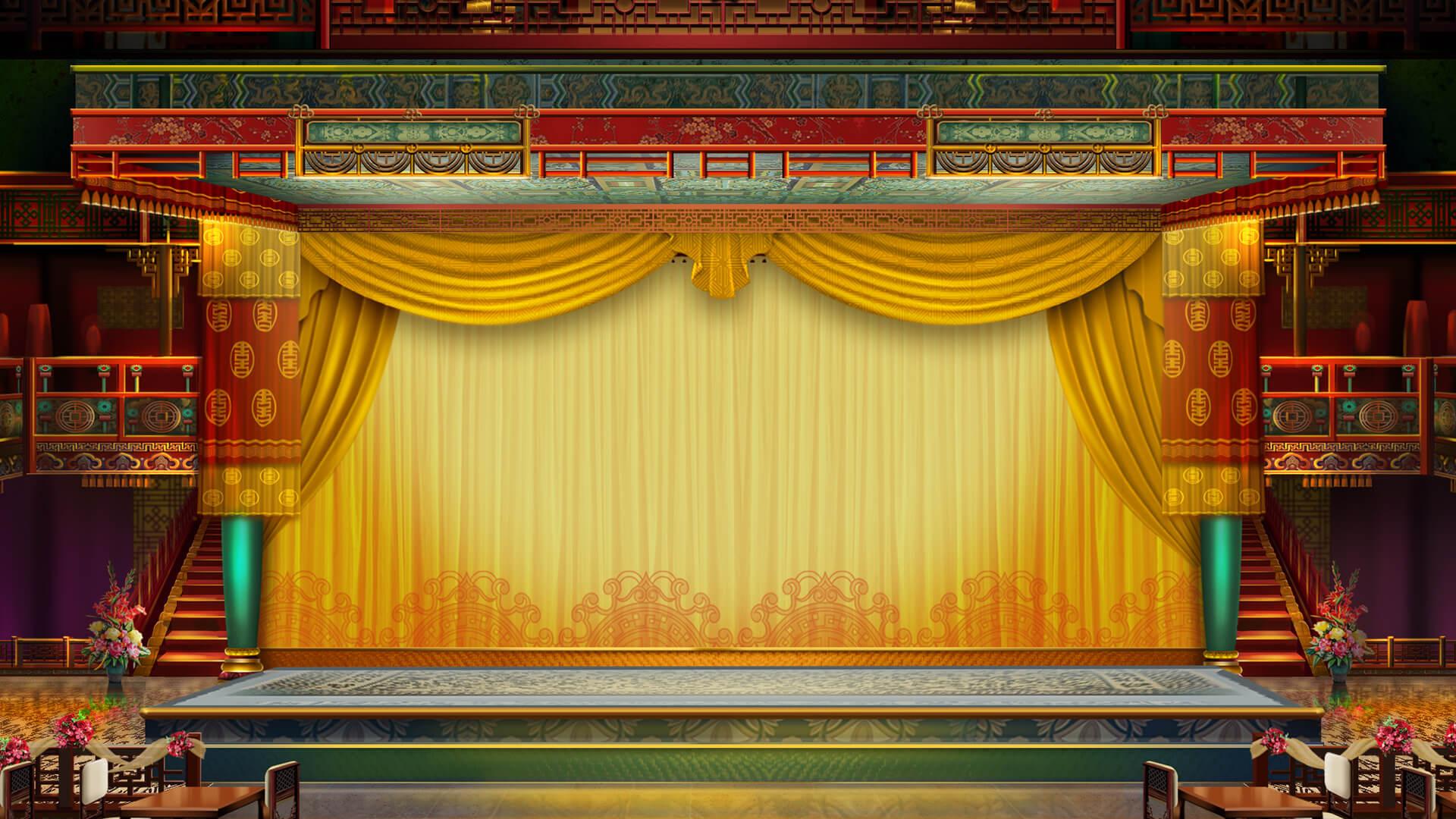 Hintergrund mit hoher Auflösung Imperial Opera