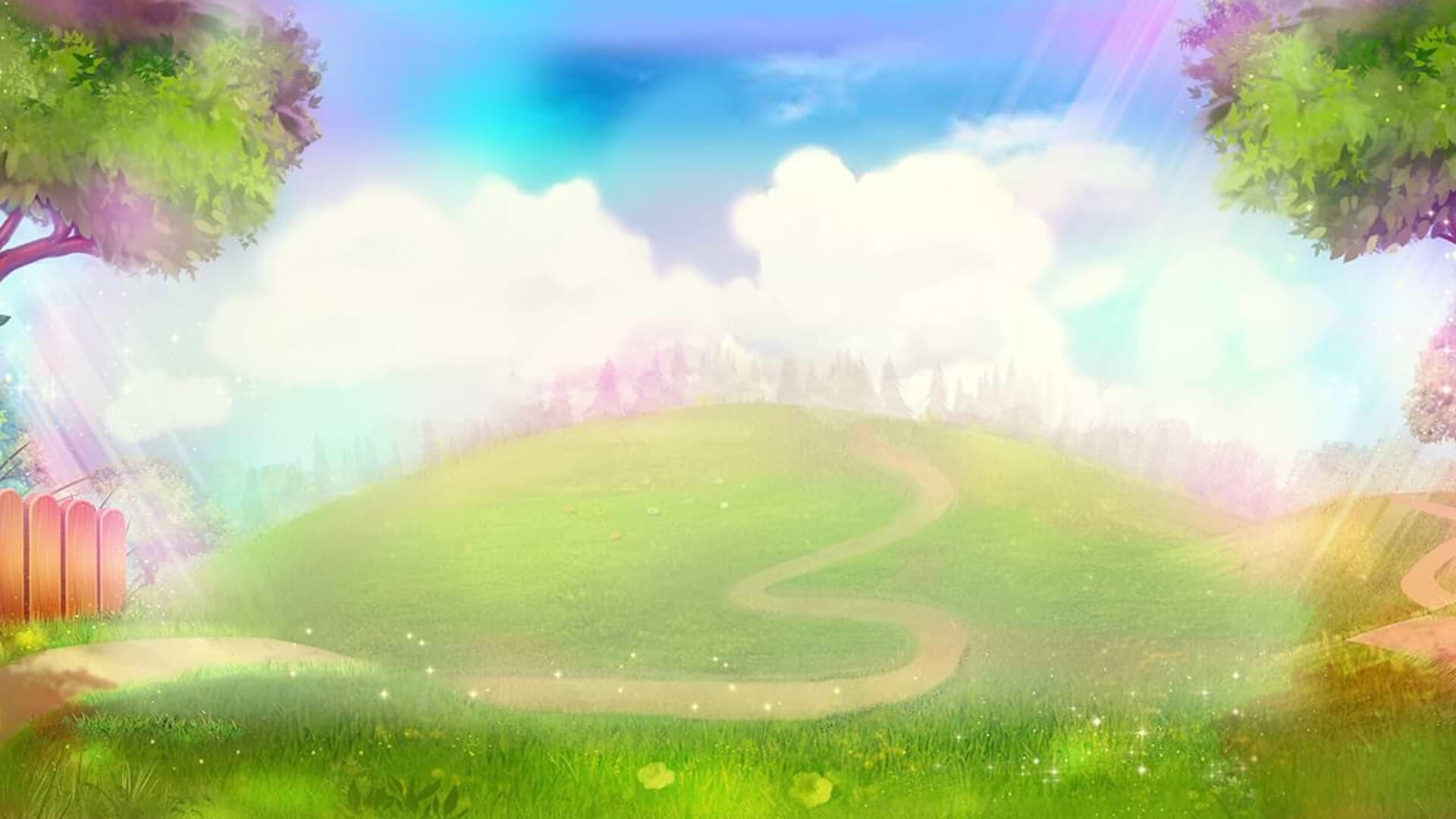 Hintergrund mit hoher Auflösung Lucky Easter