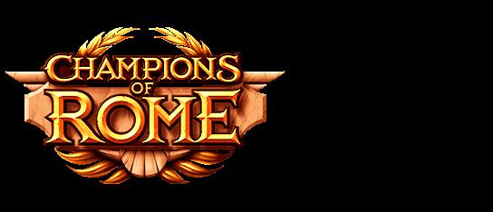 Spiel-Logo Champions of Rome