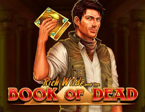 Ägypten-Thema Spielautomaten - Play N Go Book Of Dead