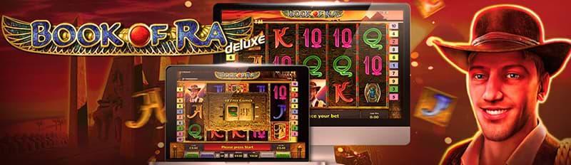 Ägypten eines der häufigsten Themen bei Online Spielautomaten - Book Of Ra Greentube