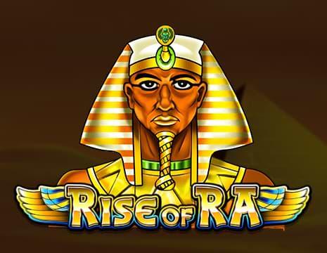 Ägypten-Thema Spielautomaten - EGT Rise Of Ra