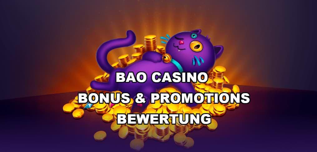 Bonus & Promotions