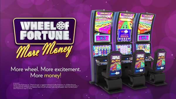 Wheel of Fortune slot von IGT