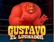 Spiel-Daumen Gustavo El Luchador