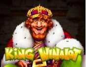 Spiel-Daumen King Winalot