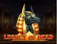 Legacy of Dead logo DE