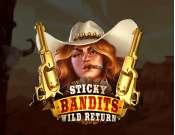 Spiel-Daumen Sticky Bandits : Wild Return