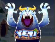 Spiel-Daumen Yeti